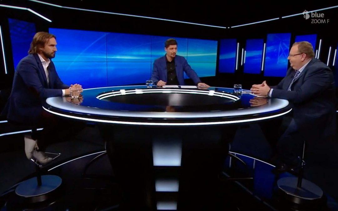 Hommage à Maradona sur Blue Sport  | 30.10.2020