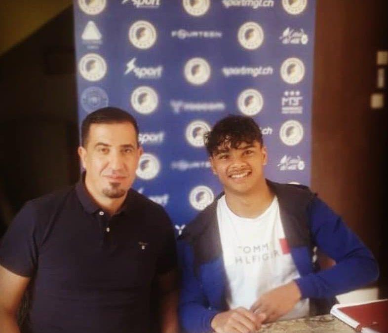 Sofyan Cola rejoint Sport MGT | 08.03.2021