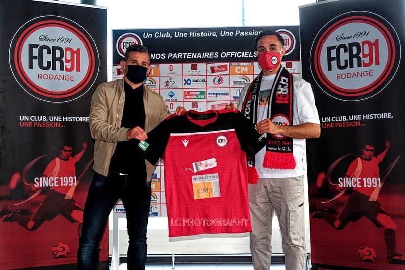 Ryan Ouazine rejoint le FC Rodange 91   19.05.2021