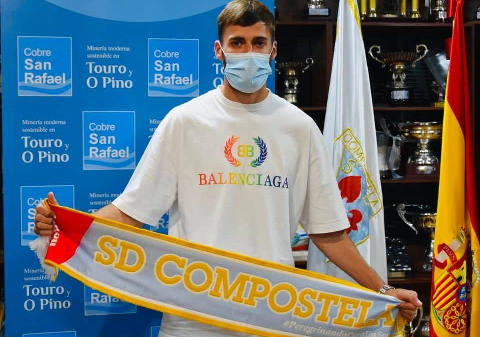 Juan Manuel Parapar rejoint SD Compostella   15.06.2021