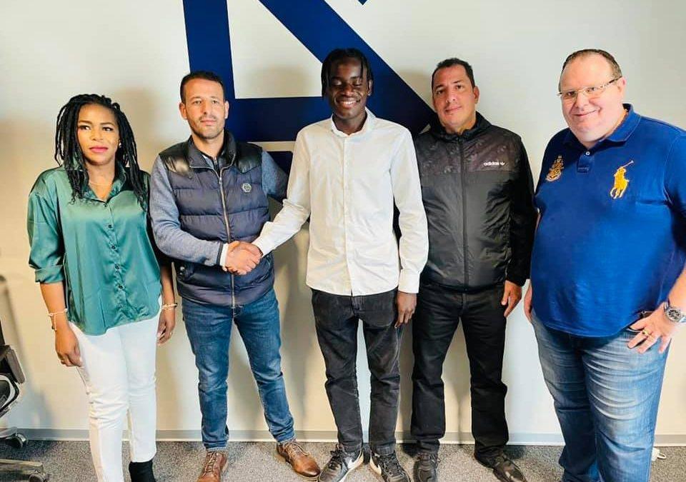 Medy Kingombe rejoint Lausanne Sport   18.06.2021